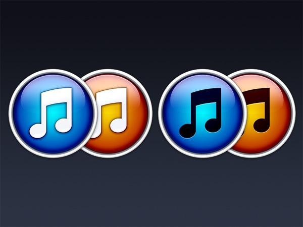 Colorful Pushpin/Thumbtack Icons PSD - WeLoveSoLo