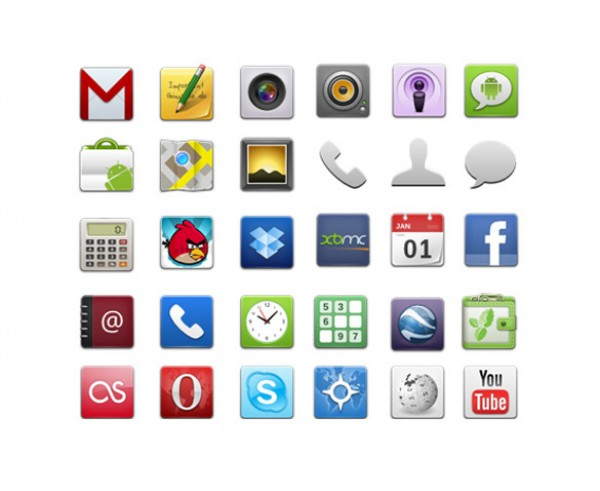 faenza icons for android app welovesolo