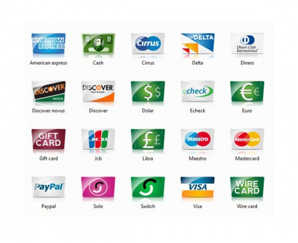 web Vectors vector graphic vector unique ultimate quality Photoshop paypal payment options payment cards pack original new modern illustrator illustration icons high quality fresh free vectors free download free download design credit cards credit creative cards AI