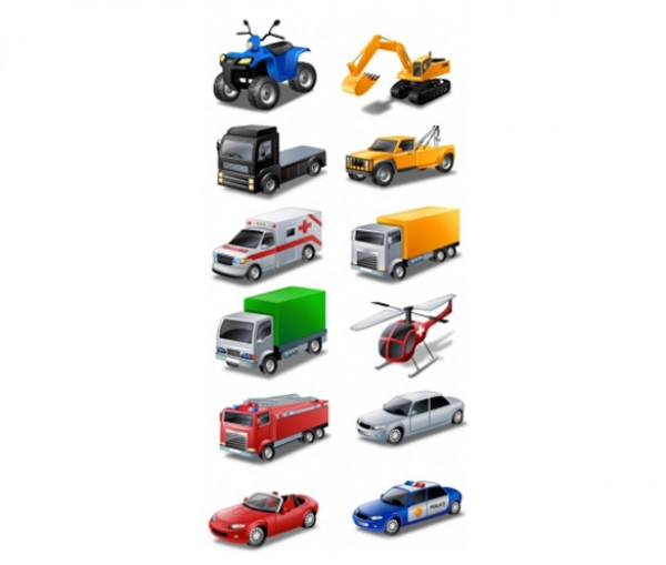 web vehicles Vectors vector graphic vector unique ultimate ui elements trucks transportation transport quality psd police car png Photoshop pack original new modern jpg illustrator illustration icon ico icns high quality hi-def helicopter HD fresh free vectors free download free firetruck elements download design creative cars backhoe atv Ambulance AI