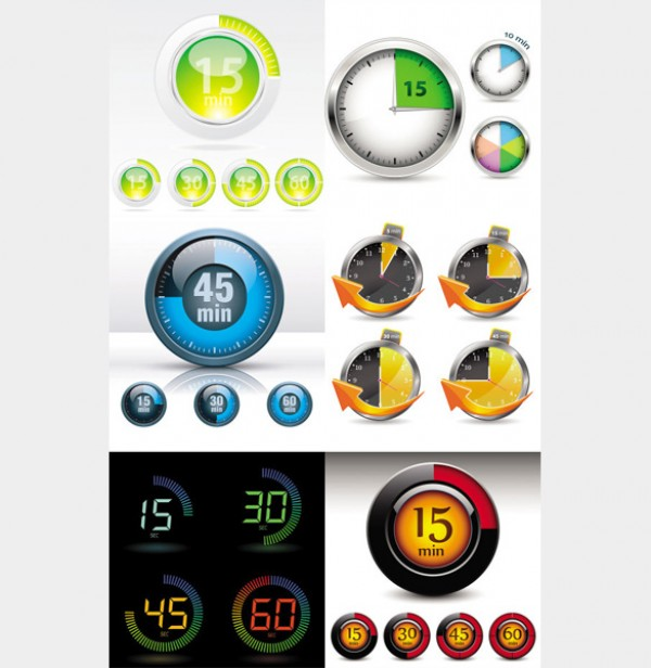 web watches watch Vectors vector graphic vector unique ultimate ui elements timepiece time keeper time seconds quality psd png Photoshop pack original new modern minutes jpg instrument illustrator illustration icons ico icns hours high quality hi-def HD hands fresh free vectors free download free faces elements download design creative counter clock AI
