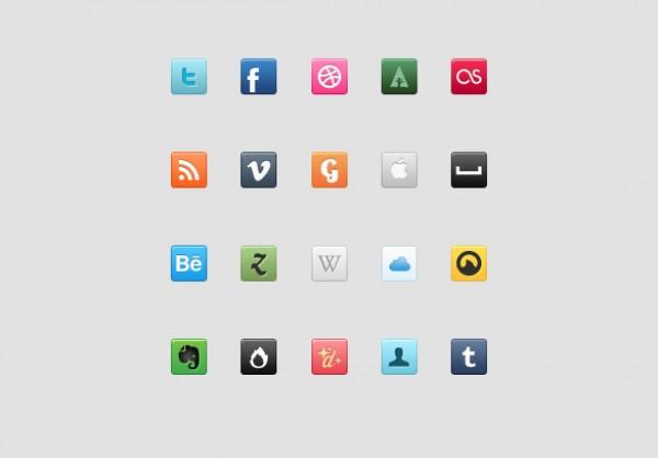 youtube vimeo twitter tumblr trends psd popular pixel Photoshop lastfm icon free Facebook behance 2.0 web 2.0