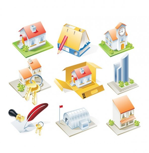 web vector unique ultimate ui elements stylish quality pack original new modern keys illustrator icons houses house icon high quality graphic fresh free download free feather download design creative contract buildings box