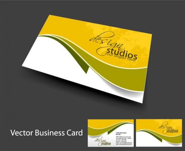 Modern design business card template welovesolo web vector unique template stylish quality original new modern illustrator high quality graphic front fresh free sleek and modern business card reheart Images
