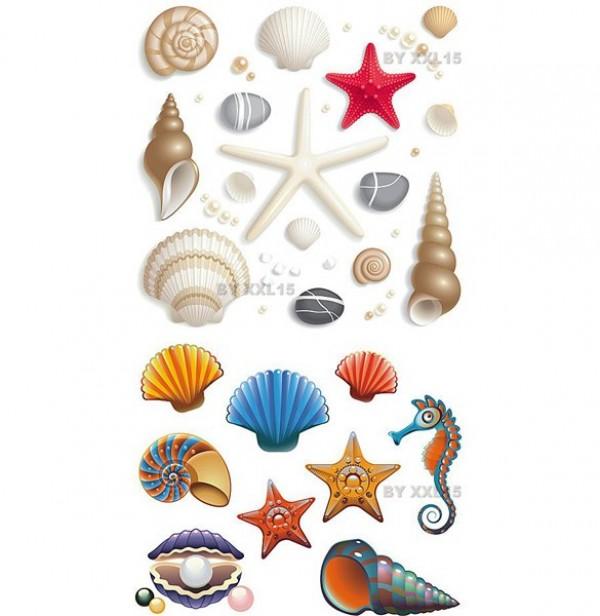 web vector unique stylish shell icon shell seashells seashell icon seahorse quality original new illustrator icons high quality graphic fresh free download free download design creative conch