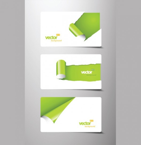 3 Curled Paper Business Card Templates WeLoveSoLo