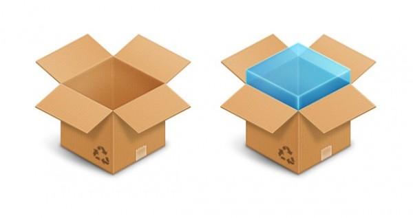 web unique ui elements ui stylish simple quality original new modern interface icons hi-res HD fresh free download free elements dropbox drop box download detailed design creative clean cardboard box