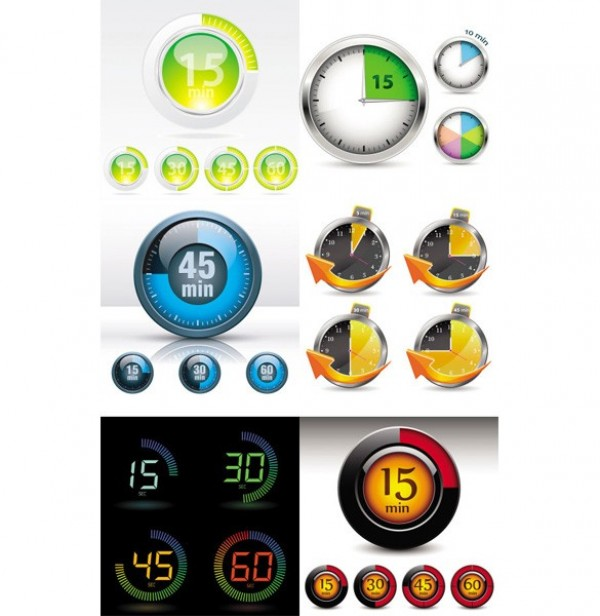 web watch vector unique ui elements timer button timer time icon time button time stylish quality original new interface instrument illustrator icon high quality hi-res HD graphic fresh free download free elements download detailed design creative