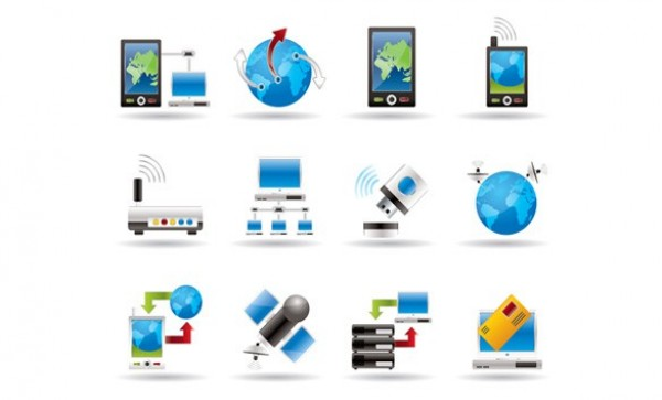 web unique ui elements ui stylish simple quality phone original new modern mobile internet interface icons hi-res HD globe fresh free download free elements download detailed design creative clean blue