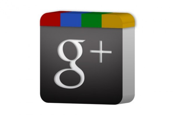 cool 3d google plus social icon psd welovesolo
