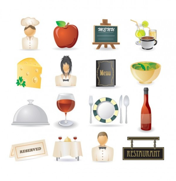 web waitress waiter vector unique ui elements stylish set server restaurant theme icons restaurant quality original new interface illustrator icons high quality hi-res HD graphic fresh free download free elements download detailed design creative cook chef avatar chef avatar