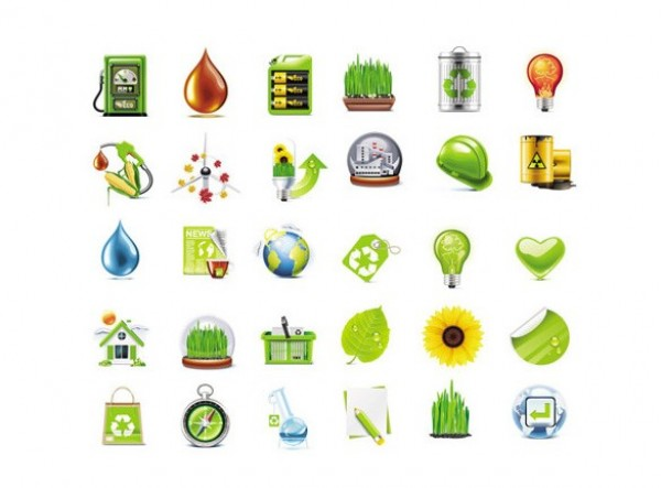 web vector unique ui elements stylish recycle quality original new nature interface illustrator icons high quality hi-res HD green graphic go green fresh free download free environment elements eco friendly download detailed design creative
