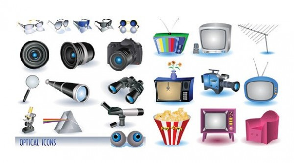 web vector vases unique ui elements television telescopes sunglasses stylish sofa quality prisms original new microscopes magnifiers KFC illustrator high quality hi-res HD graphic glasses fresh free download free eyes DV download design creative computers camera antennas