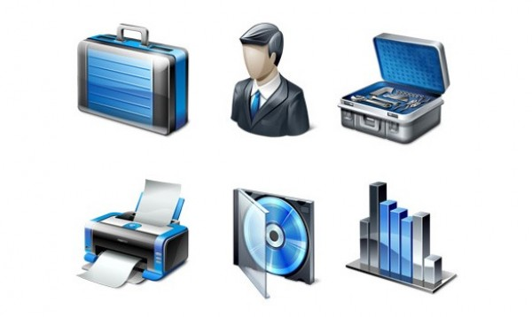 web icons web user unique ui elements ui stylish soft icons simple quality printer original new modern jewel case interface icons hi-res HD graph fresh free download free elements download detailed design creative clean business briefcase blue avatar