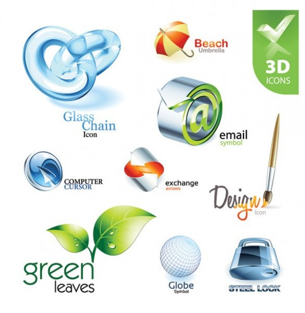 web vector unique ui elements stylish sign quality paint brush original new leaves interface illustrator icons high quality hi-res HD graphic glass chain fresh free download free elements download detailed design creative