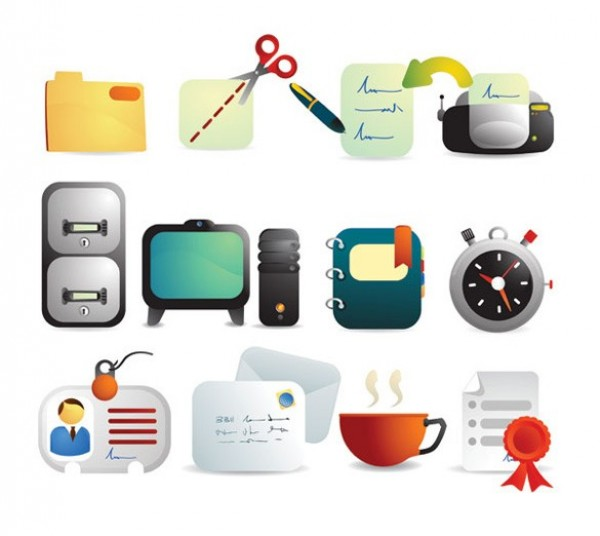 web vector unique ui elements timer stylish scissors quality phone pen original office printer new monitor interface illustrator ID card icon high quality hi-res HD graphic fresh free download free folder envelope elements download detailed design cup of coffee creative computer book