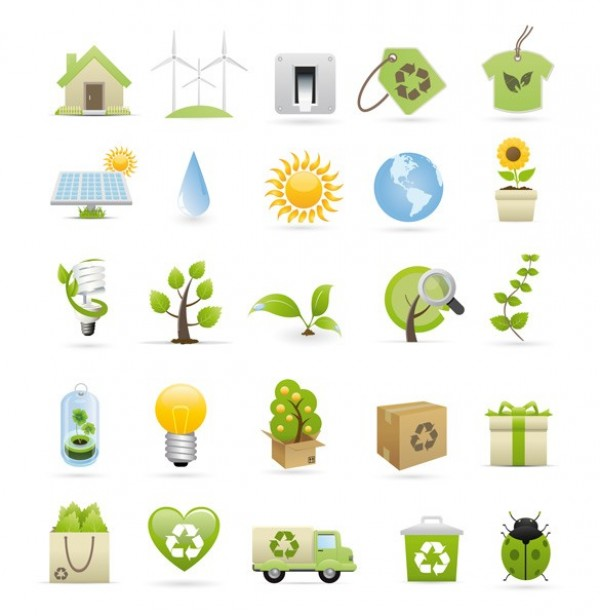 web vector unique ui elements stylish set recycle quality original new nature leaf interface illustrator icons high quality hi-res HD green graphic go green fresh free download free elements ecology eco friendly eco download detailed design creative bio