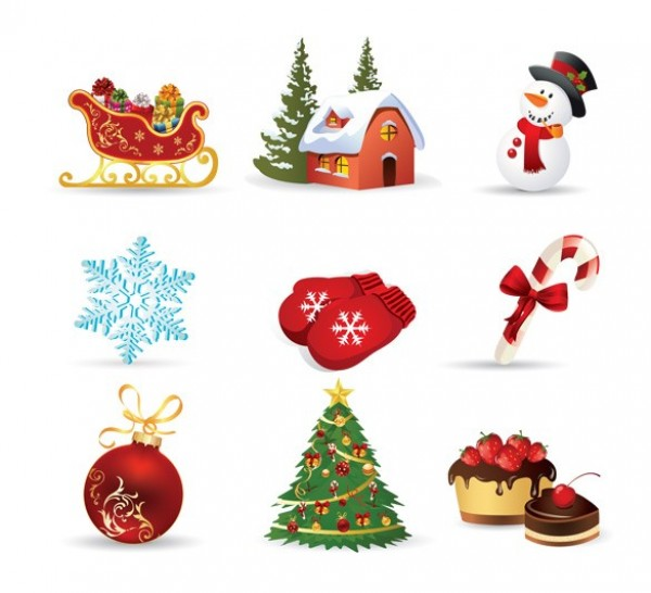 web vector unique ui elements stylish snowman snowflake snow-covered roof sleigh quality original new mittens interface illustrator icons house high quality hi-res HD graphic fresh free download free elements download detailed design creative christmas tree Christmas ball christmas candy cake