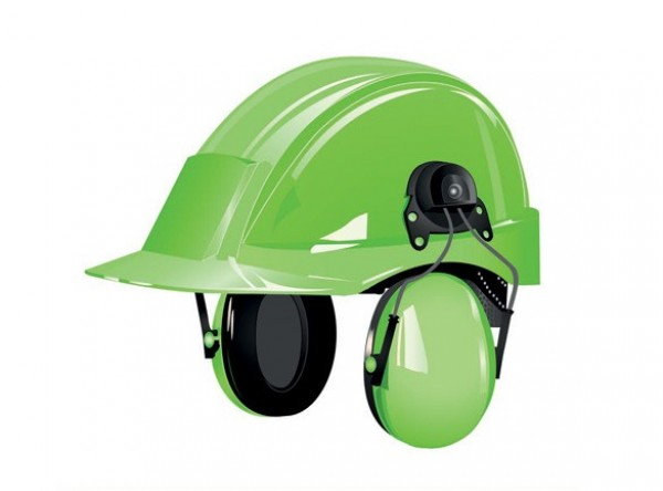 worker's hat web vector unique ui elements stylish safety helmet quality protective original new interface illustrator high quality hi-res headphones HD hardhat hard hat green graphic fresh free download free elements download detailed design creative