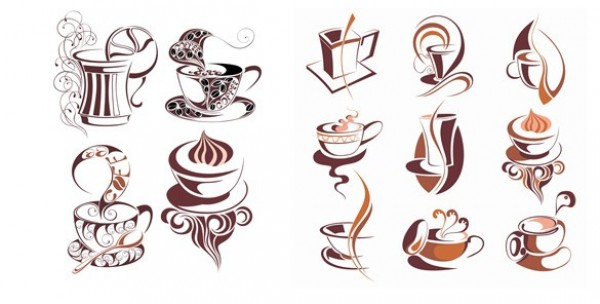 web vector unique ui elements stylish steam quality original new mug interface illustrator icon high quality hi-res HD graphic fresh free download free elements download detailed design creative coffee cup icon coffee artistic