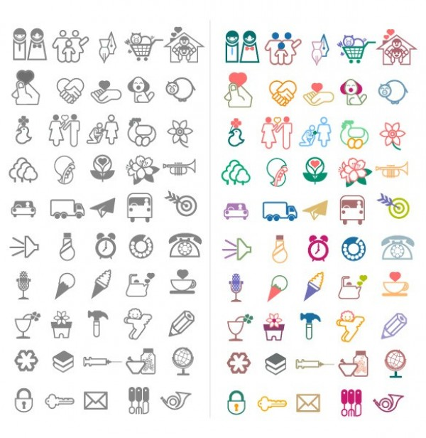 web vector unique ui elements stylish sketch icons set quality original new interface illustrator icons high quality hi-res HD hand drawn icons graphic fresh free download free elements download detailed design creative cartoon icons