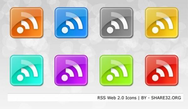 Shiny rss web 20 icons set png welovesolo shiny rss web 20 icons set png sciox Choice Image