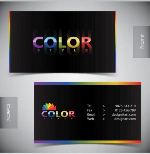 web vector unique ui elements template stylish quality original new modern interface illustrator high quality hi-res HD graphic front fresh free download free elements download detailed design creative clapboard card business cards back