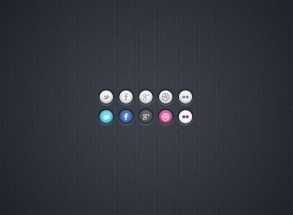 web unique ui elements ui twitter stylish social media icons social simple quality original new networking modern media interface hi-res HD grey gray google plus fresh free download free flickr Facebook elements dribble download detailed design creative clean bookmarking