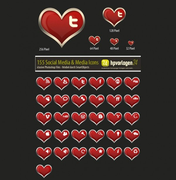 web unique ui elements ui stylish social simple silver red quality original new networking modern media interface icons hi-res heart social icons heart HD fresh free download free elements download detailed design creative clean bookmarking