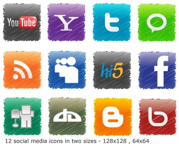 web unique ui elements ui stylish social set quality png paint original new networking modern media interface icons hi-res HD fresh free download free elements download detailed design creative clean brush stroke bookmarking