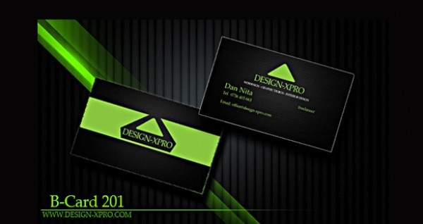 Dark modern business card template set psd welovesolo web unique ui elements ui stylish quality psd presentation original new modern interface identity hi colourmoves