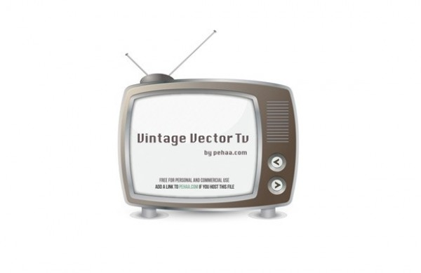 web vintage tv icon vintage vector unique ui elements tv icon tv television stylish retro rabbit ears quality original old fashioned old new interface illustrator icon high quality hi-res HD graphic fresh free download free elements download detailed design creative AI