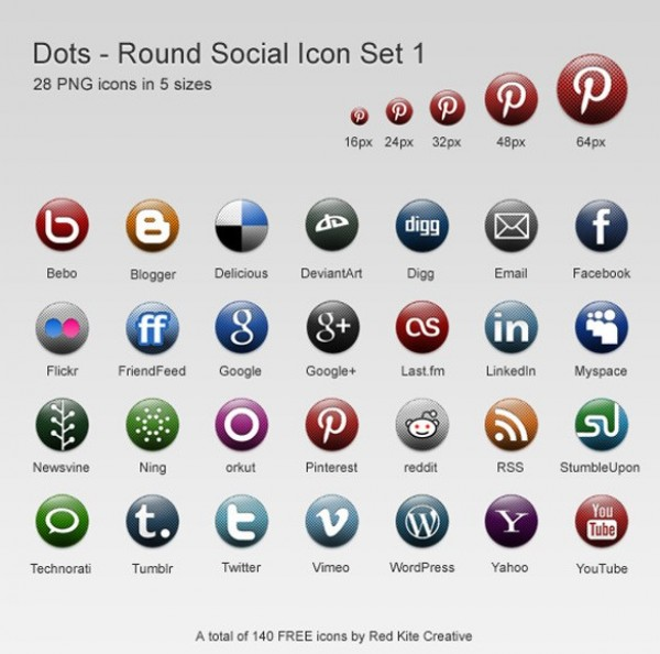 web unique ui elements ui stylish social icons social round quality png original new networking modern media interface icons hi-res HD fresh free download free elements download dotted dots detailed design creative clean bookmarking
