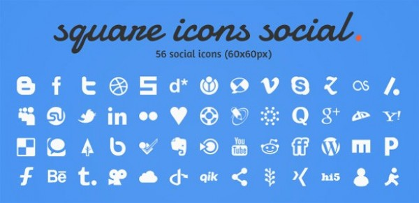 web unique ui elements ui stylish square social icons set social simple shapes set quality psd pack original new networking modern media interface icons hi-res HD fresh free download free elements download detailed design creative clean bookmarking