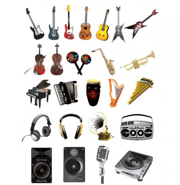 web violins vector unique ui elements trumpet stylish stereo set saxophone quality piano original new musical instruments musical instrument icons musical music microphone maracas interface illustrator icons high quality hi-res HD harp guitars graphic gramophone fresh free download free EPS elements drums download detailed design creative accordion