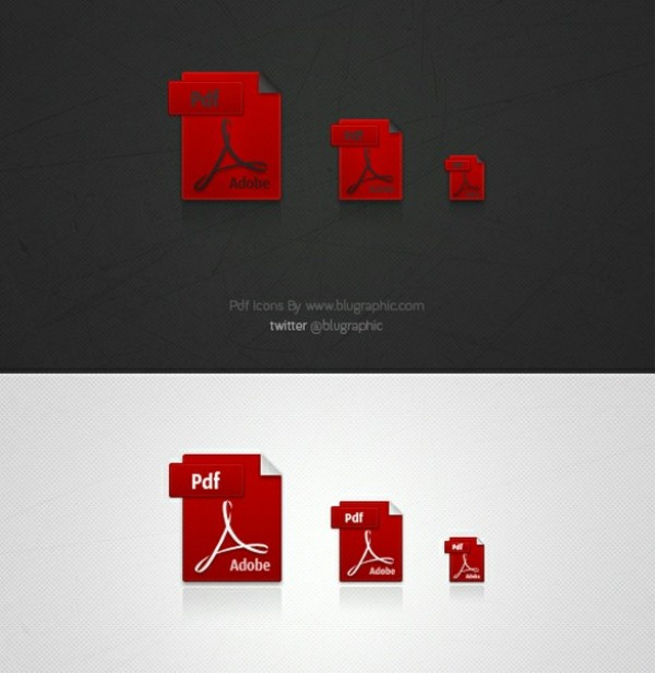 web unique ui elements ui stylish set red quality psd PDF icon PDF original new modern interface icon hi-res HD fresh free download free elements download detailed design creative clean Adobe