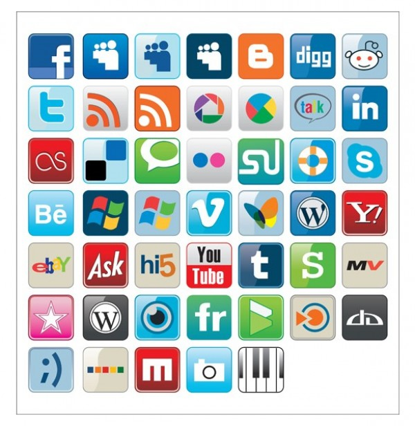 web vector unique ui elements stylish social icons set social set quality PDF pack original new networking jpg interface illustrator icons high quality hi-res HD graphic fresh free download free EPS elements download detailed design creative colorful bookmarking AI