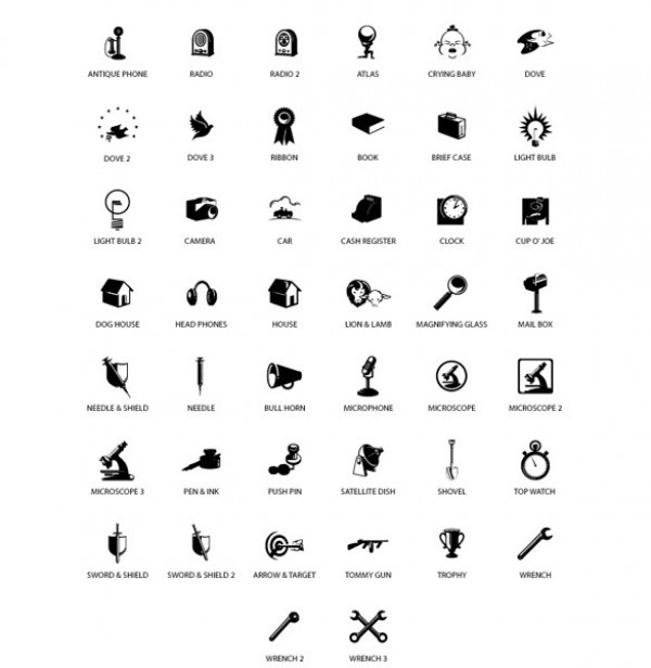 wrench web icons web vector unique ui elements sword and shield stylish shapes set radio quality phone pack original new mixed microphone interface illustrator icons home high quality hi-res HD gun graphic fresh free download free elements download detailed design creative coffee clock cash register book black baby