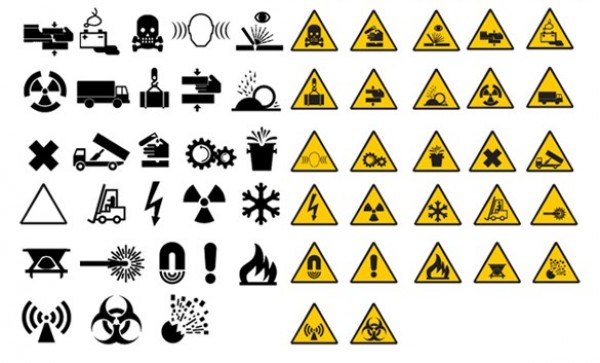 web warning symbols warning signs vector unique ui elements stylish shapes set quality pack original new interface illustrator high quality hi-res HD graphic fresh free download free elements download detailed design danger symbols danger csh creative AI