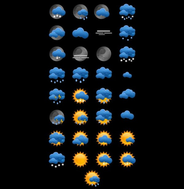 yellow Weezle weather icons weezle web weather icons set weather icons weather unique ui elements ui sunny stylish set quality png pack original new modern interface icons hi-res HD fresh free download free elements download detailed design creative cloudy climate clean blue