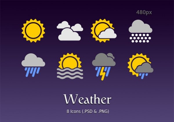 web weather icons set weather icons unique ui elements ui stylish simple set quality psd png phone original new modern mobile interface hi-res HD fresh free download free elements download detailed design creative clean android weather icons android