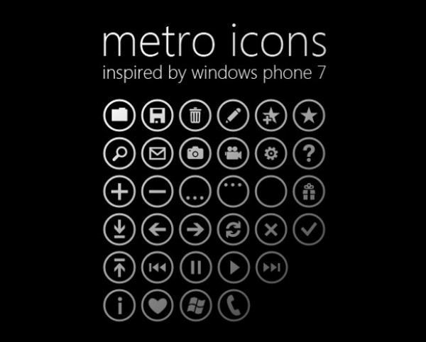 Windows 8 Icon Pack For Windows 7 7 Metro Icons Pack Png