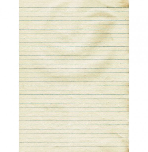 Wallpaper Lined Paper: Authentic Lined Paper Background
