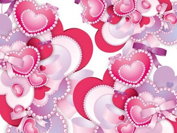 pretty heart designs wallpapers - photo #21