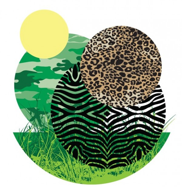 zebra wild animal web vector unique ui elements stylish skin shapes quality print pattern original new interface illustrator high quality hi-res HD grasses graphic fresh free download free EPS elements download detailed design creative circles cheetah camouflage camo background AI africa