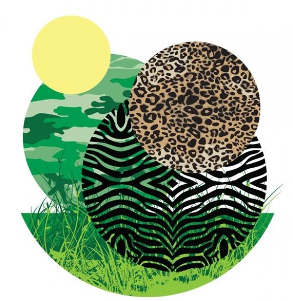 wild animal print wallpaper - photo #36