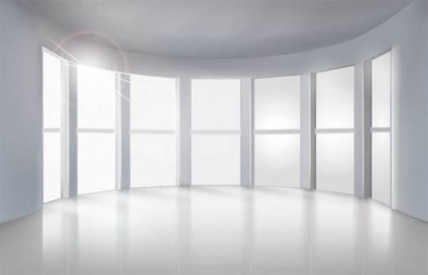 window white web vector unique ui elements stylish showroom showcase rounded room reflection quality original new interior interface illustrator high quality hi-res HD graphic fresh free download free EPS empty room empty elements download display detailed design creative