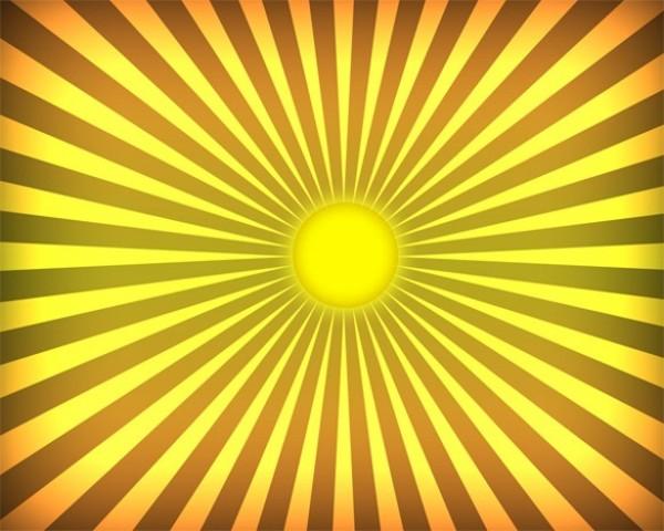 Brilliant Sun Rays Psd Background Welovesolo