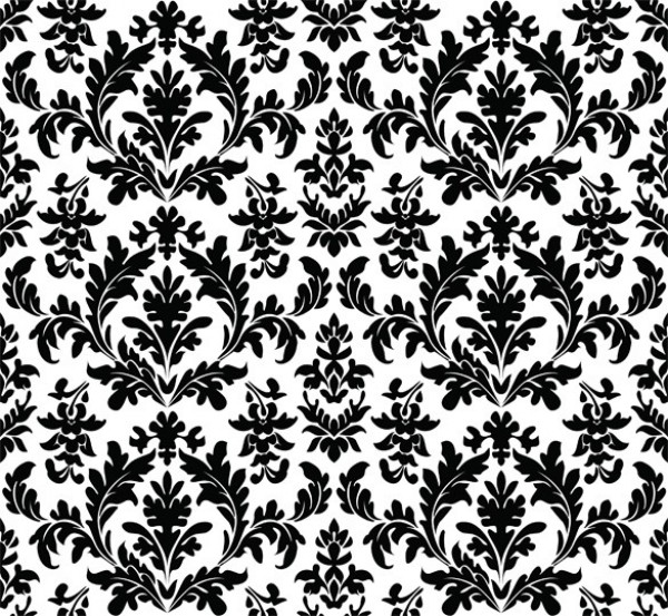 elegant vintage floral vector background 10988 welovesolo