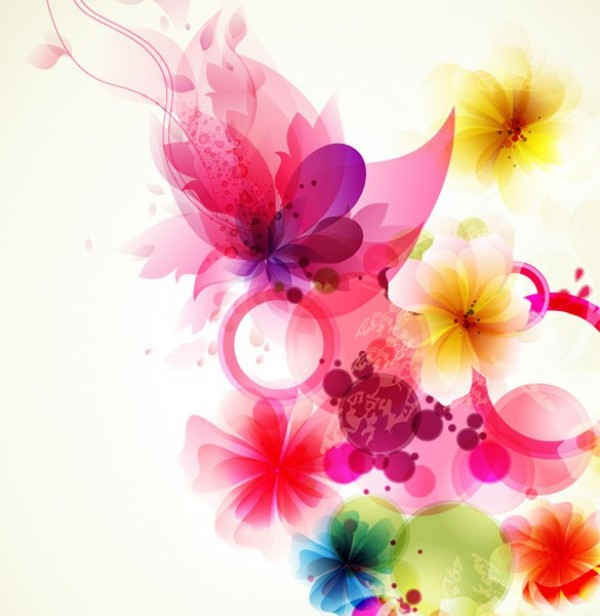 web vector unique ui elements stylish spring quality pink original new lights interface illustrator high quality hi-res HD graphic glowing fresh free download free floral background floral EPS elements download detailed design creative circles bouquet background abstract